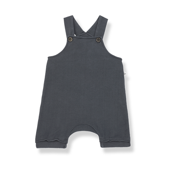 1+ in the Family - Ilai Short Overall - Anthracite